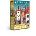 Quebra-Cabeca---500-Pecas-Nano---Postais-do-Mundo---Alemanha---Rotemburgo---Toyster-0