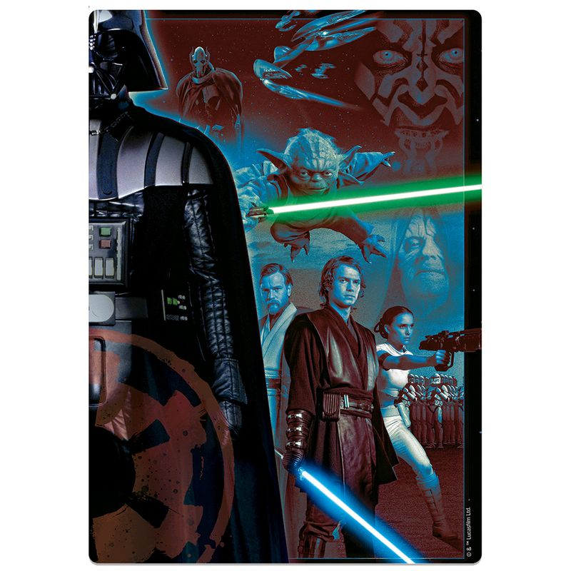 Quebra-Cabeca---Game-Office---Star-Wars---Posters---Ep-1-2-E-3---Toyster-2
