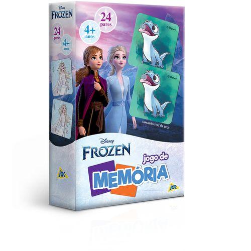 Jogo de Memória - 24 Pares - Disney - Frozen - Toyster