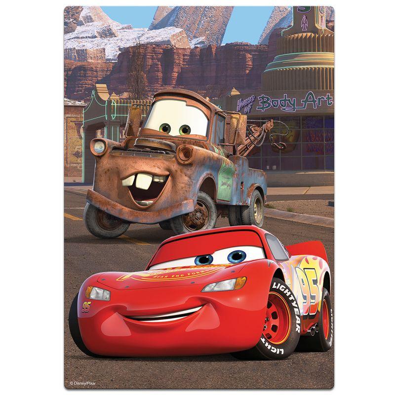 Quebra-Cabeca---200-Pecas---Disney---Carros---Toyster-2