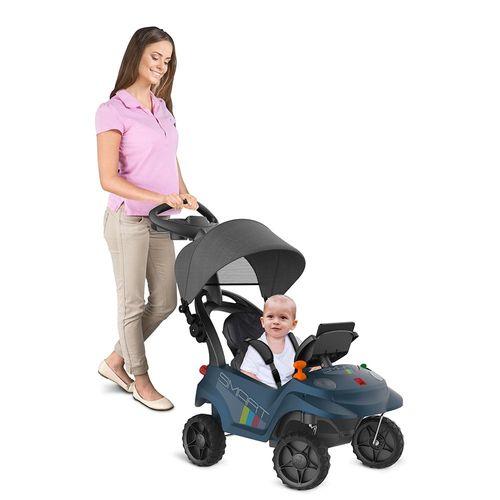 Carrinho de Passeio - Smart Baby Comfort - Bandeirante - Azul