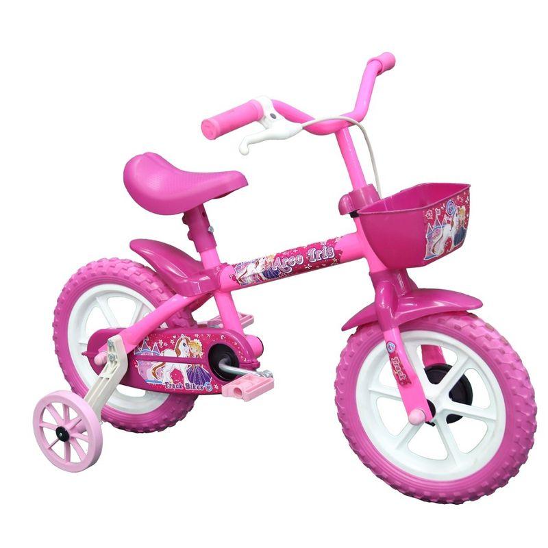 Bicicleta-Aro-12---Arco-Iris-Pink---TK3-Track-1