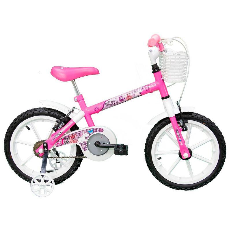 Bicicleta-Aro-16---Branco-e-Pink---TK3-Track-0