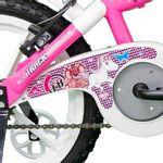 Bicicleta-Aro-16---Branco-e-Pink---TK3-Track-1
