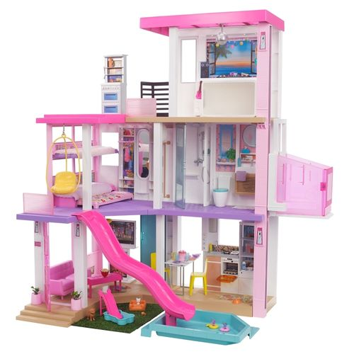 Mega Casa Dos Sonhos da Barbie - Mattel