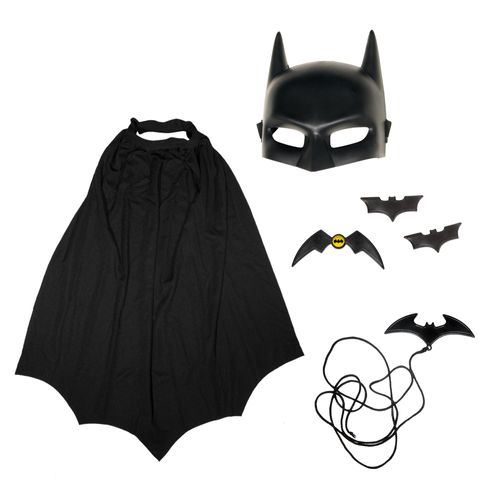 Kit Acessórios Batman - DC Comics - Novabrink
