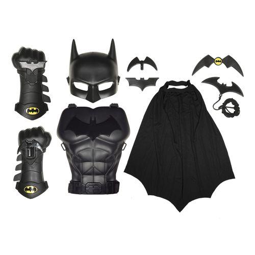 Conjunto Batman Acessórios - DC Comics - Novabrink