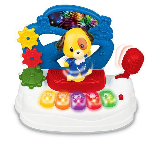 Piano Cachorrinho - Pop Star - WinFun - Yes Toys