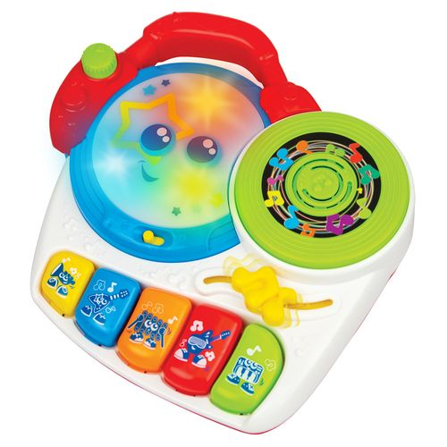Baby Dj - Luzes Magicas - WinFun - Yes Toys