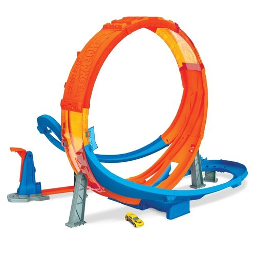 Hot Wheels - Action - Pista Desafio de Voltas - Mattel