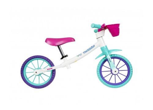 Bicicleta Balance Cecizinha Aro 12 - Caloi