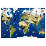 Quebra-Cabeca-Animais-do-Mundo---150-pecas---Grow_Detalhe