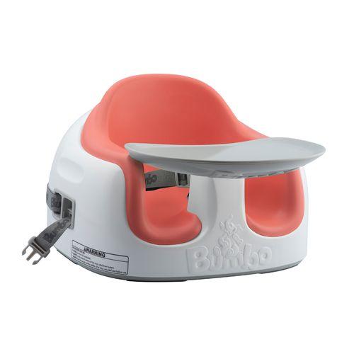 Cadeira Multi Assento - Girotondo - Alimentação 3 em 1 - Bumbo - Coral