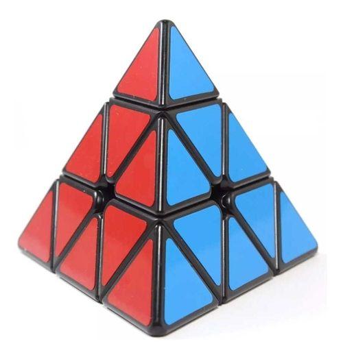Cubo Mágico Pirâmide Piraminx - Jinzita