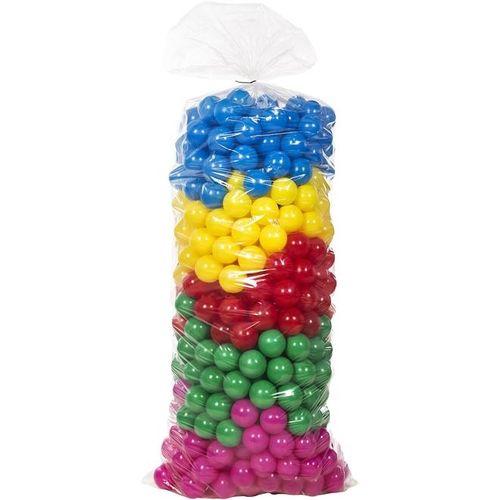 Bolinhas Para Piscina de Bolinhas - 500 Unidades - TOP Coloridas