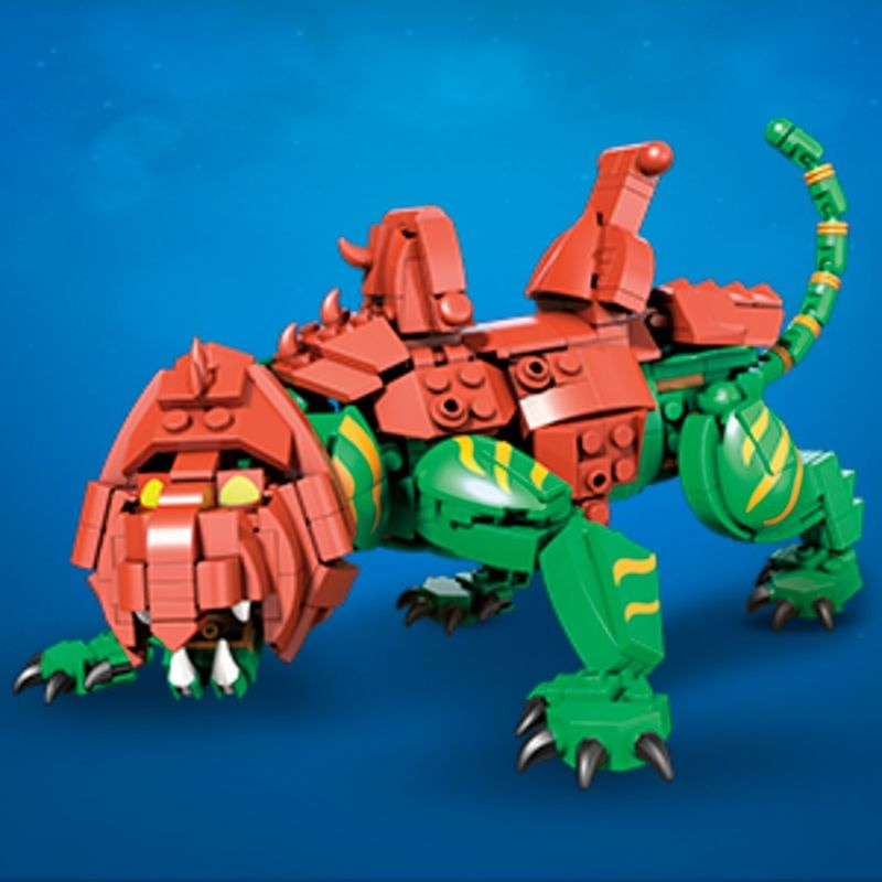Mega-Construx---Masters-Of-The-Universe---Gato-Guerreiro-5