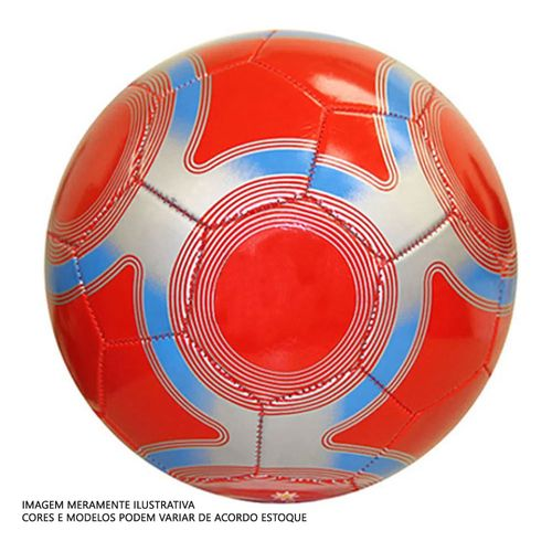 Bola de Futebol - Cores Sortidas - DTC
