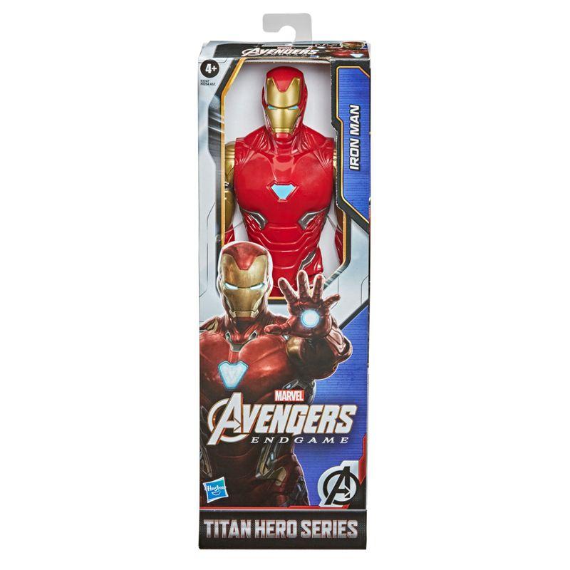 Boneco-Marvel-Avengers-Titan-Hero-Figura-de-30-cm-Vingadores---Homem-de-Ferro---F2247---Hasbro-1