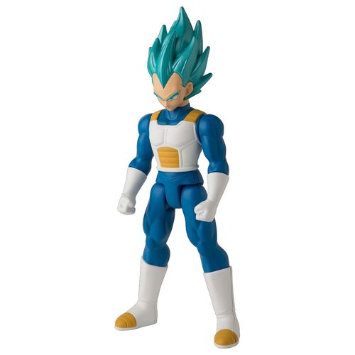 Boneco Articulado - Vegeta Super Saiyajin Blue - Dragon Ball - 30Cm - Fun