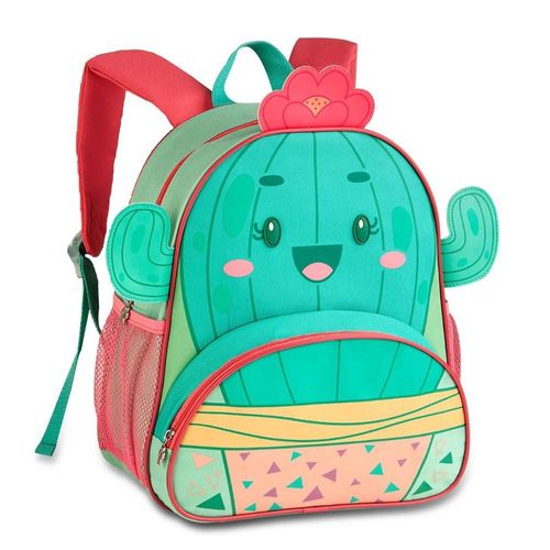 Mochila Escolar Infantil Neoprene Personagens Clio Cp2094p