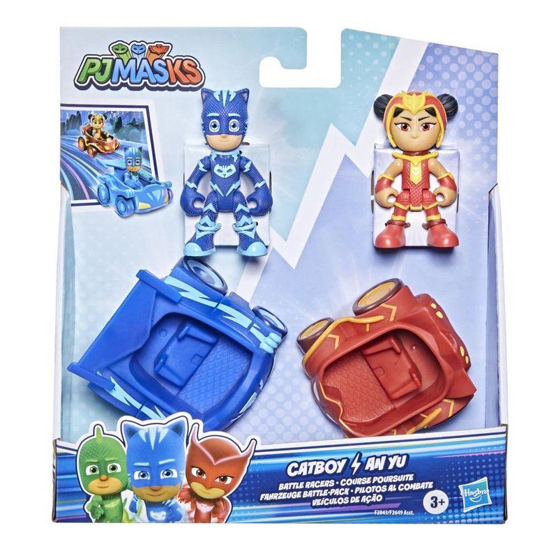 Veiculo-e-Mini-Boneco---PJ-Masks---Menino-Gato-e-An-Yu---Hasbro-4