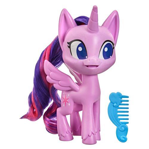 Figura My Little Pony Básica de 15 cm - Twilight Sparkle - Hasbro