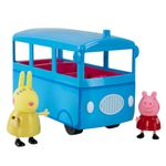 Mini-Figura-e-Veiculo---Onibus-Escolar---Peppa-Pig---Sunny-3