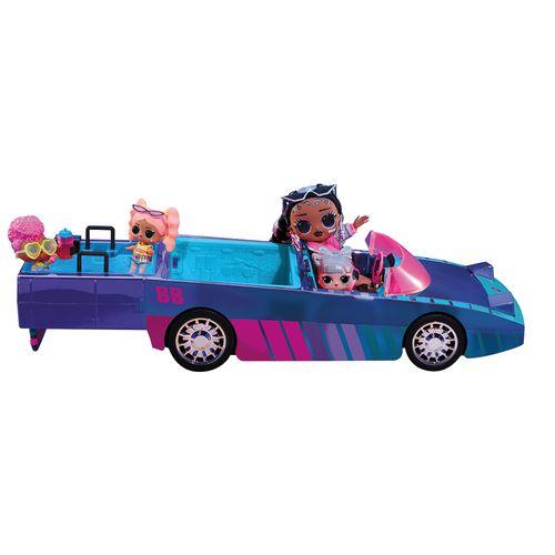 Boneca e Veículo - LOL Surprise! - Dance Machine - Car Pool - Candide