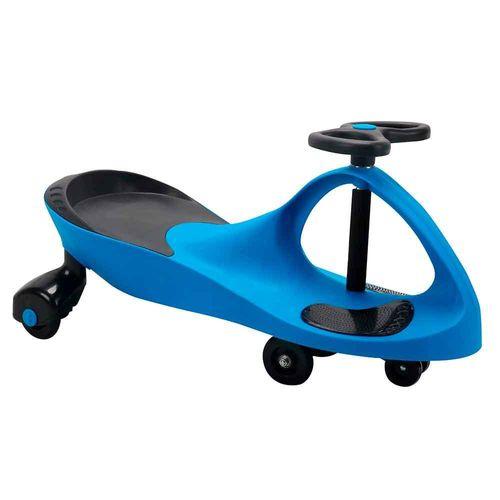 Carrinho de Rolimã para Crianças Gira Gira sem Pedal Azul Importway Bw004az