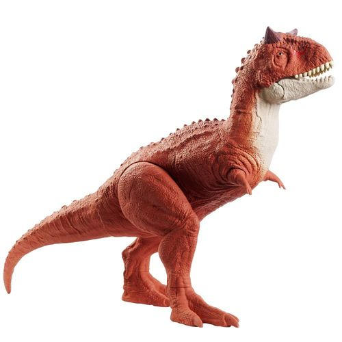 Figura Jurassic World - Dino Escape - Carnotaurus - Com Sons - 30 Cm - Mattel