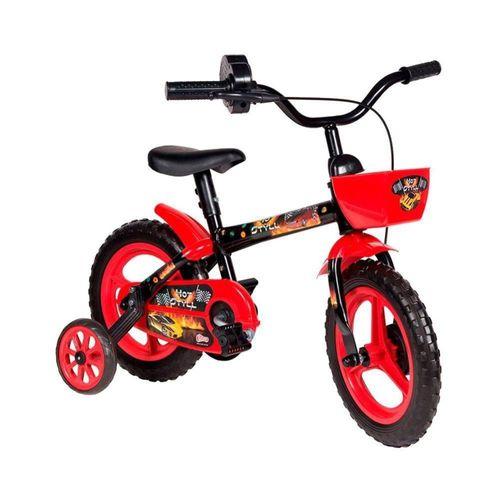Bicicleta Infantil Hot Aro 12 Styll Kids