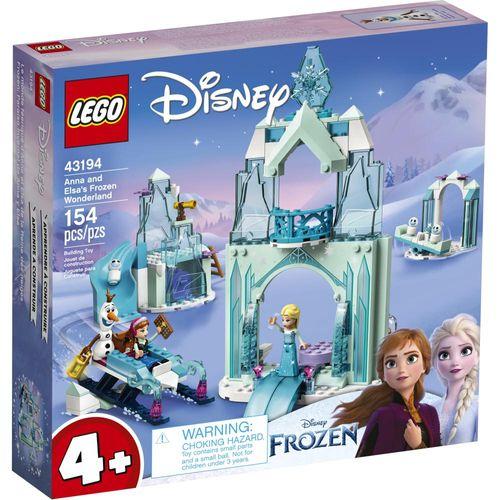 LEGO Disney - Frozen Anna e Elsa's Wonderland - 43194