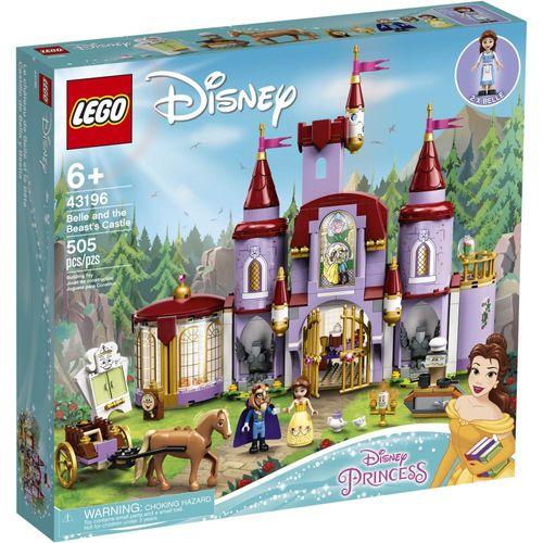 LEGO Disney - A Bela e o Castelo da Fera - 43196