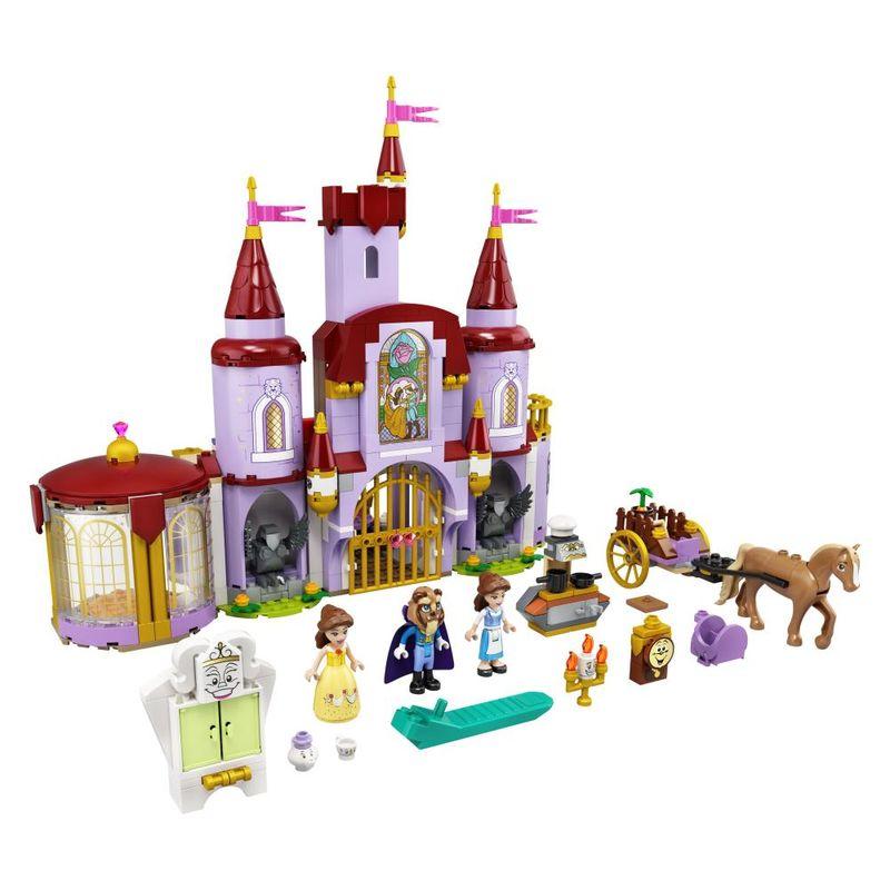 LEGO-Disney---A-Bela-e-o-Castelo-da-Fera---43196-2