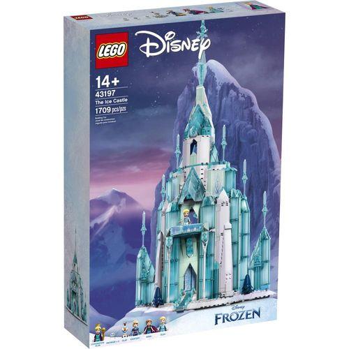 LEGO Disney - O Castelo do Gelo - 43197