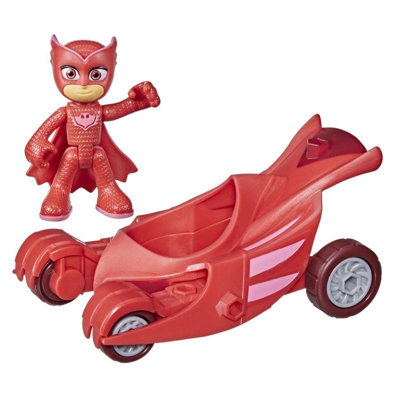 Veiculo-e-Mini-Figura---Pj-Masks---Corujita---Planador-Coruja---Hasbro---Vermelho-1
