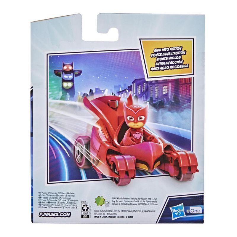 Veiculo-e-Mini-Figura---Pj-Masks---Corujita---Planador-Coruja---Hasbro---Vermelho-5