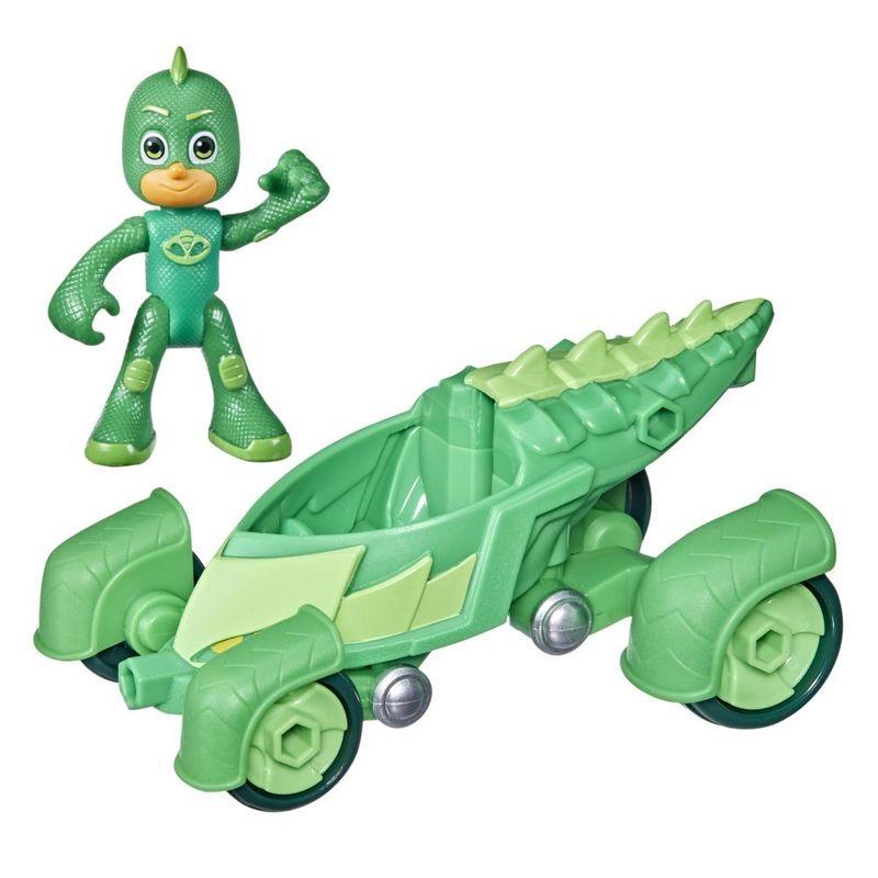 Veiculo-e-Mini-Figura---Pj-Masks---Lagartixo---Lagartixomovel---Hasbro---Verde-1