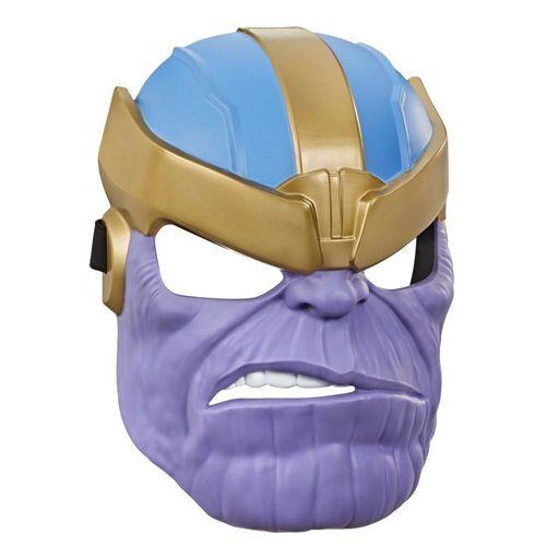Máscara Básica - Disney - Marvel - Thanos - Hasbro