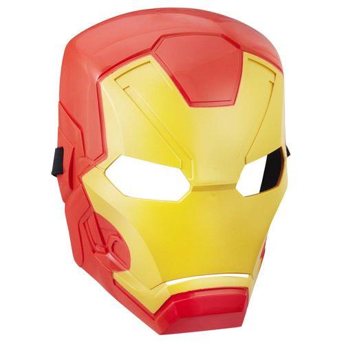 Máscara Básica - Disney - Marvel - Iron Man - Hasbro