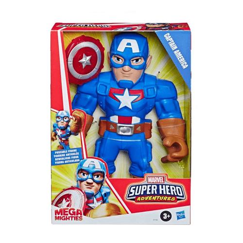 figuras Marvel Super Hero Adventures Mega Mighties