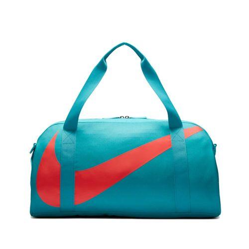 Bolsa Nike Gym Club Verde E Laranja Menina Ba5567367