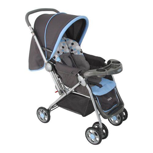 Carrinho de Bebê Reverse Cosco - Azul