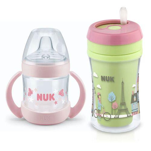 Kit de Copos NUK - 150 Ml e 270 Ml - Girls