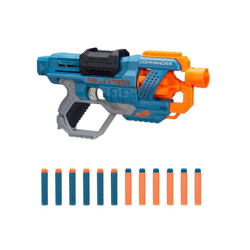 Lancador-De-Dardos---Nerf---Elite-20---Commander---Hasbro-0