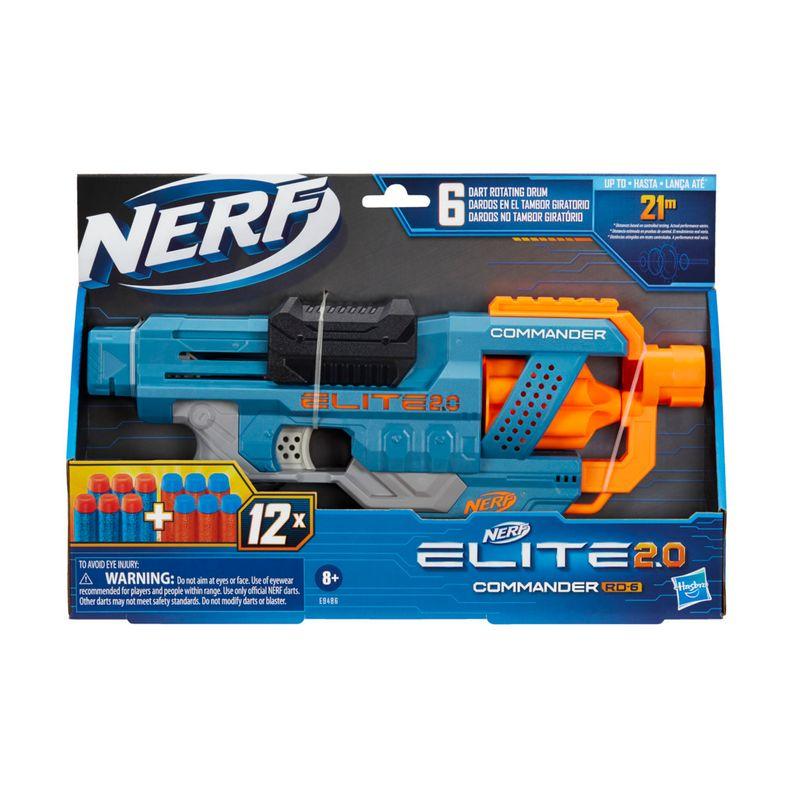 Lancador-De-Dardos---Nerf---Elite-20---Commander---Hasbro-1