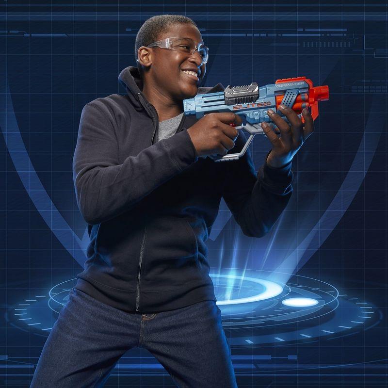 Lancador-De-Dardos---Nerf---Elite-20---Commander---Hasbro-2