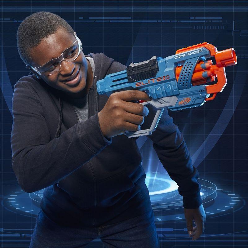 Lancador-De-Dardos---Nerf---Elite-20---Commander---Hasbro-3
