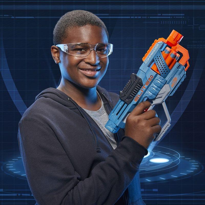 Lancador-De-Dardos---Nerf---Elite-20---Commander---Hasbro-5