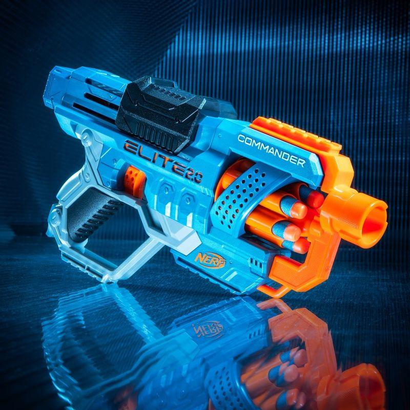 Lancador-De-Dardos---Nerf---Elite-20---Commander---Hasbro-8